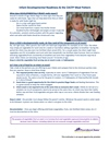 Infant Developmental Readiness and the CACFP